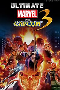 Carátula del juego ULTIMATE MARVEL VS. CAPCOM 3