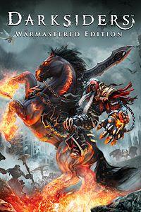 Carátula del juego Darksiders Warmastered Edition de Xbox One