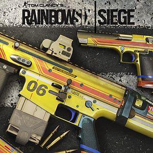 Tom Clancy's Rainbow Six Siege: USA Racer Pack Xbox One