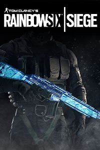 Carátula del juego Tom Clancy's Rainbow Six Siege: Cobalt Weapon Skin