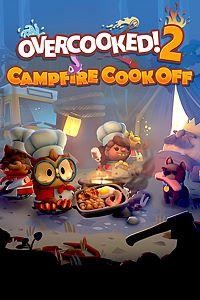 Carátula del juego Overcooked! 2 - Campfire Cook Off