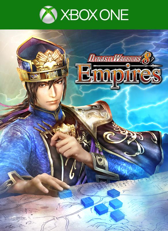 DYNASTY WARRIORS 8 Empires boxshot