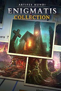 Carátula para el juego Enigmatis Collection de Xbox 360
