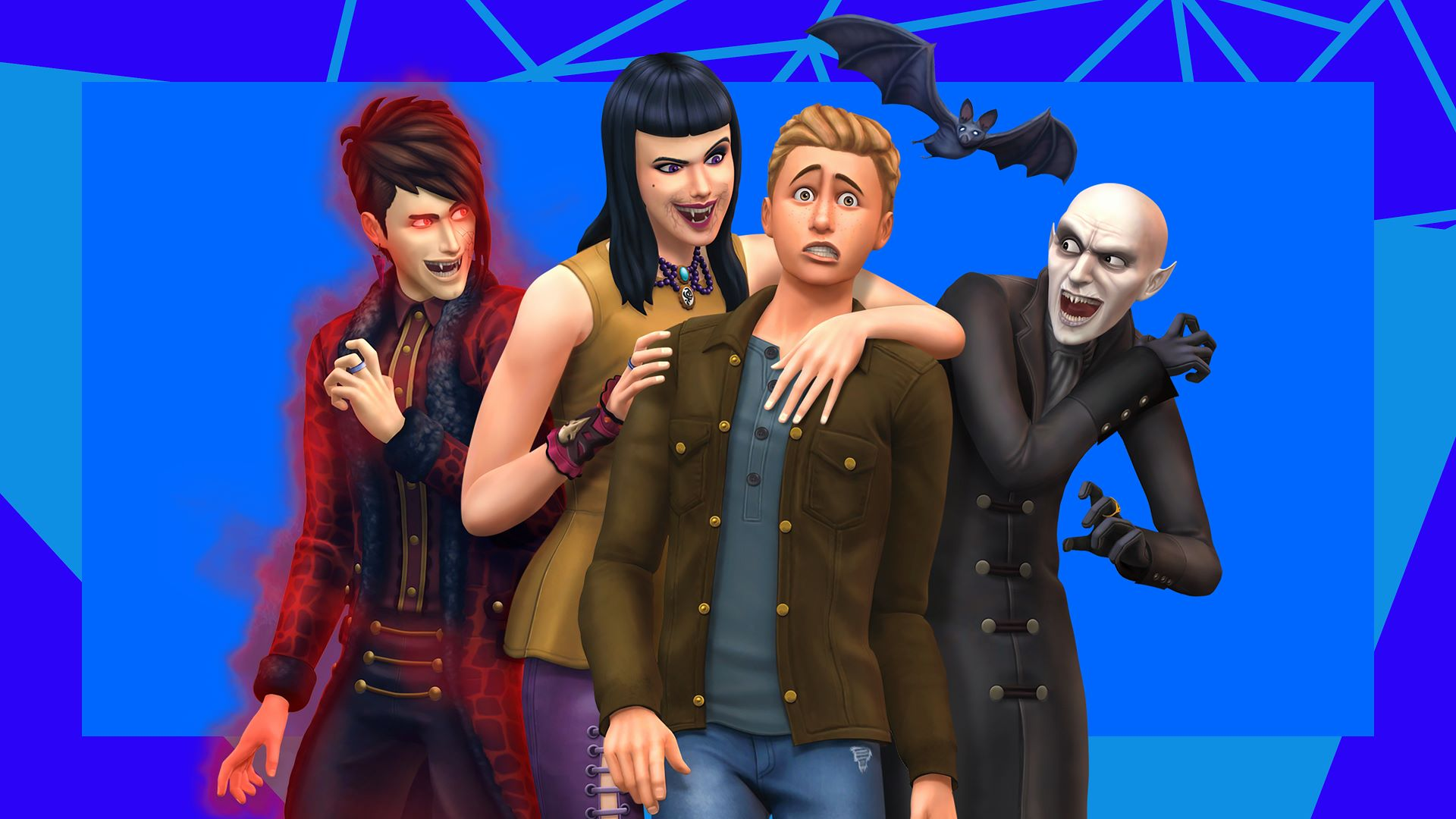 The Sims™ 4 Vampyyrit