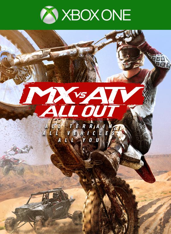 MX vs ATV All Out boxshot