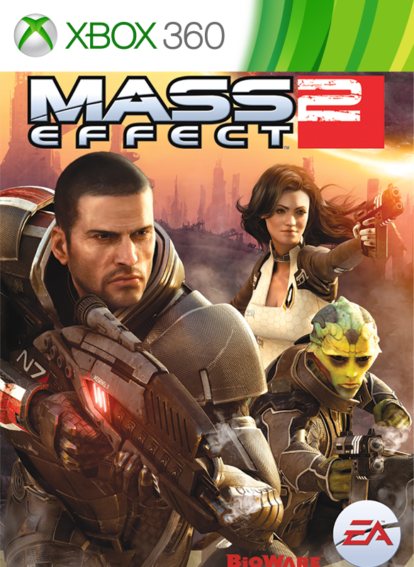 Mass Effect 2 boxshot