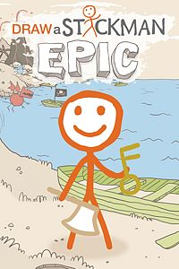 Carátula del juego Draw a Stickman: EPIC