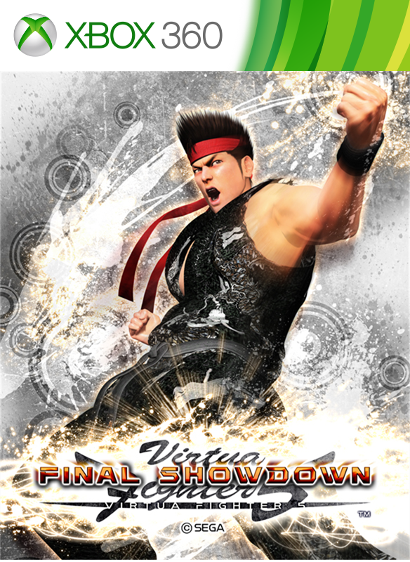 Virtua Fighter 5 Final Showdown boxshot