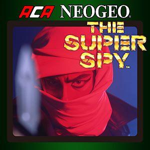 ACA NEOGEO THE SUPER SPY Xbox One