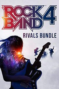 Carátula del juego Rock Band 4 Rivals Bundle de Xbox One