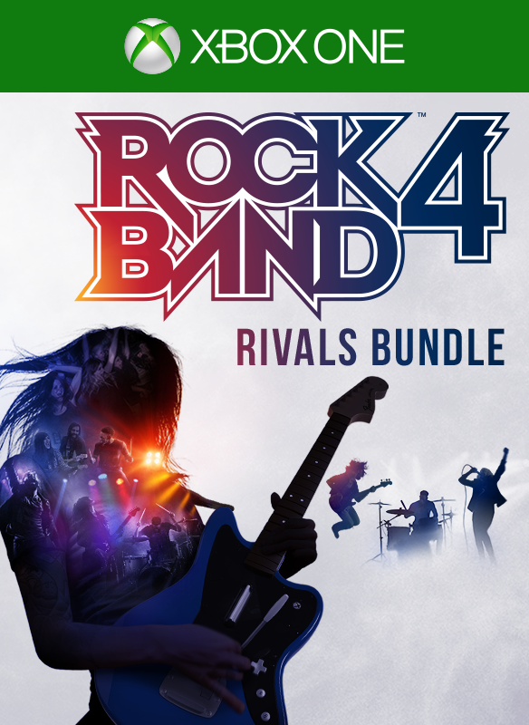 Rock Band™ 4 Rivals Bundle boxshot