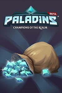 Carátula del juego 1500 Paladins Crystals para Xbox One
