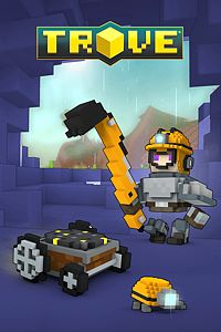 Carátula del juego Trove - Dynomighty Miner