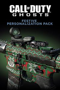 Carátula del juego Call of Duty: Ghosts - Festive Pack