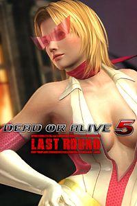 Carátula del juego DEAD OR ALIVE 5 Last Round Tina Halloween Costume 2014
