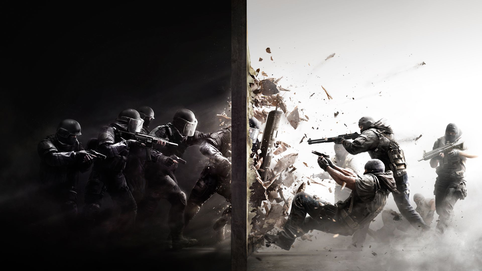 Free to Play: Rainbow Six Siege