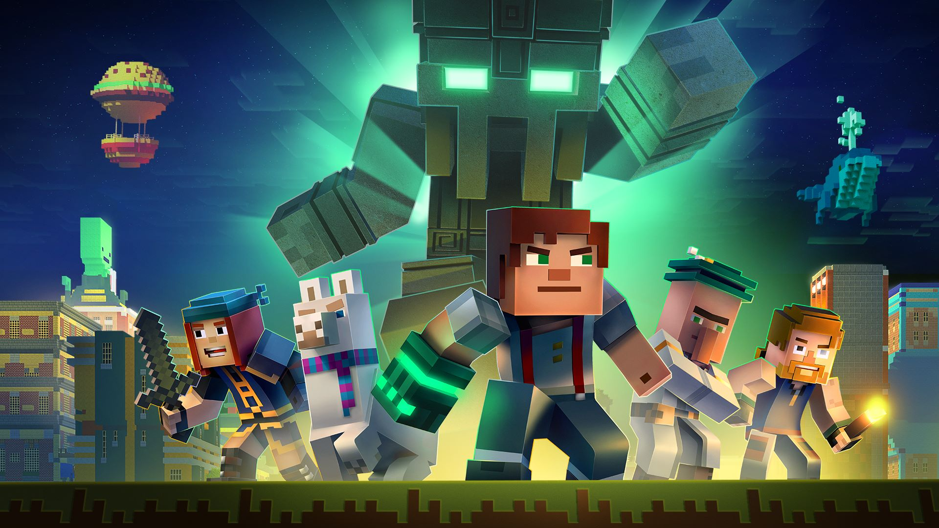 Buy Minecraft Story Mode Season Two The Complete Season - Minecraft pc spiele kaufen
