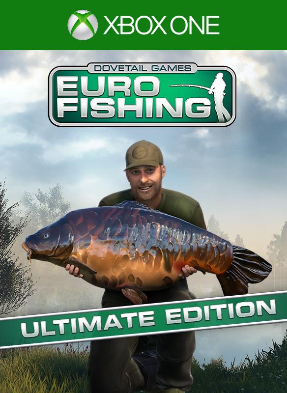 Euro Fishing: Ultimate Edition boxshot