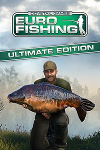 Carátula del juego Euro Fishing: Ultimate Edition