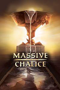 Carátula para el juego MASSIVE CHALICE de Xbox 360