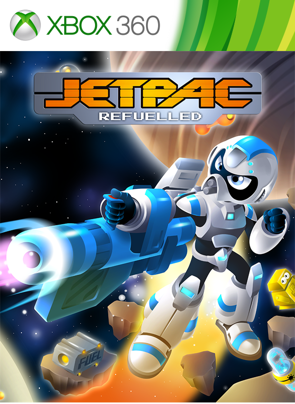 Jetpac Refuelled boxshot