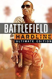 Carátula del juego Battlefield Hardline Ultimate Edition para Xbox One