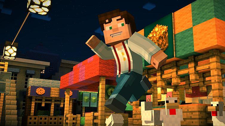 Buy Minecraft Story Mode The Complete Season Episodes - Minecraft online spielen xbox 360