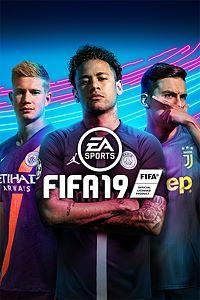 Carátula para el juego FIFA 19 de Xbox One