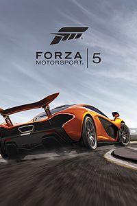 Carátula del juego Forza Motorsport 5 de Xbox One