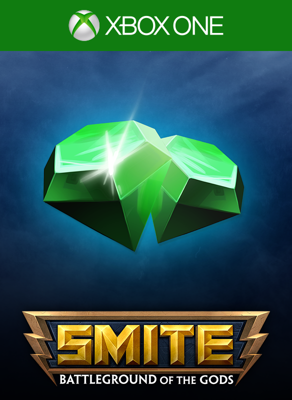 SMITE 200 gems boxshot