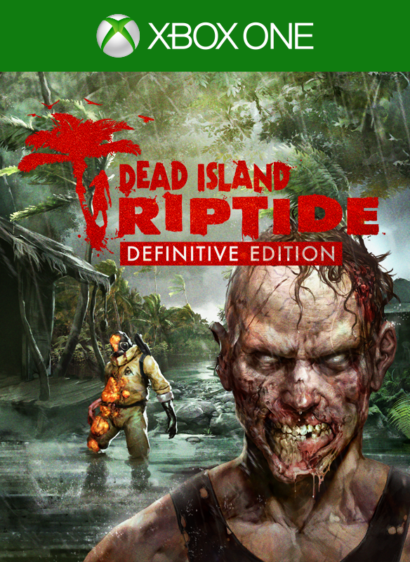Dead Island: Riptide Definitive Edition boxshot