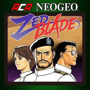 ACA NEOGEO ZED BLADE Xbox One