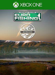 Euro Fishing: Bergsee boxshot