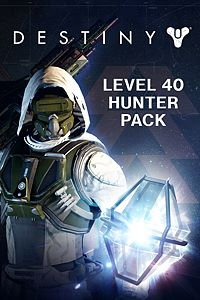 Carátula del juego Destiny - Level 40 Hunter Pack de Xbox One