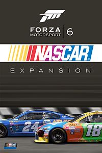 Carátula del juego NASCAR Expansion