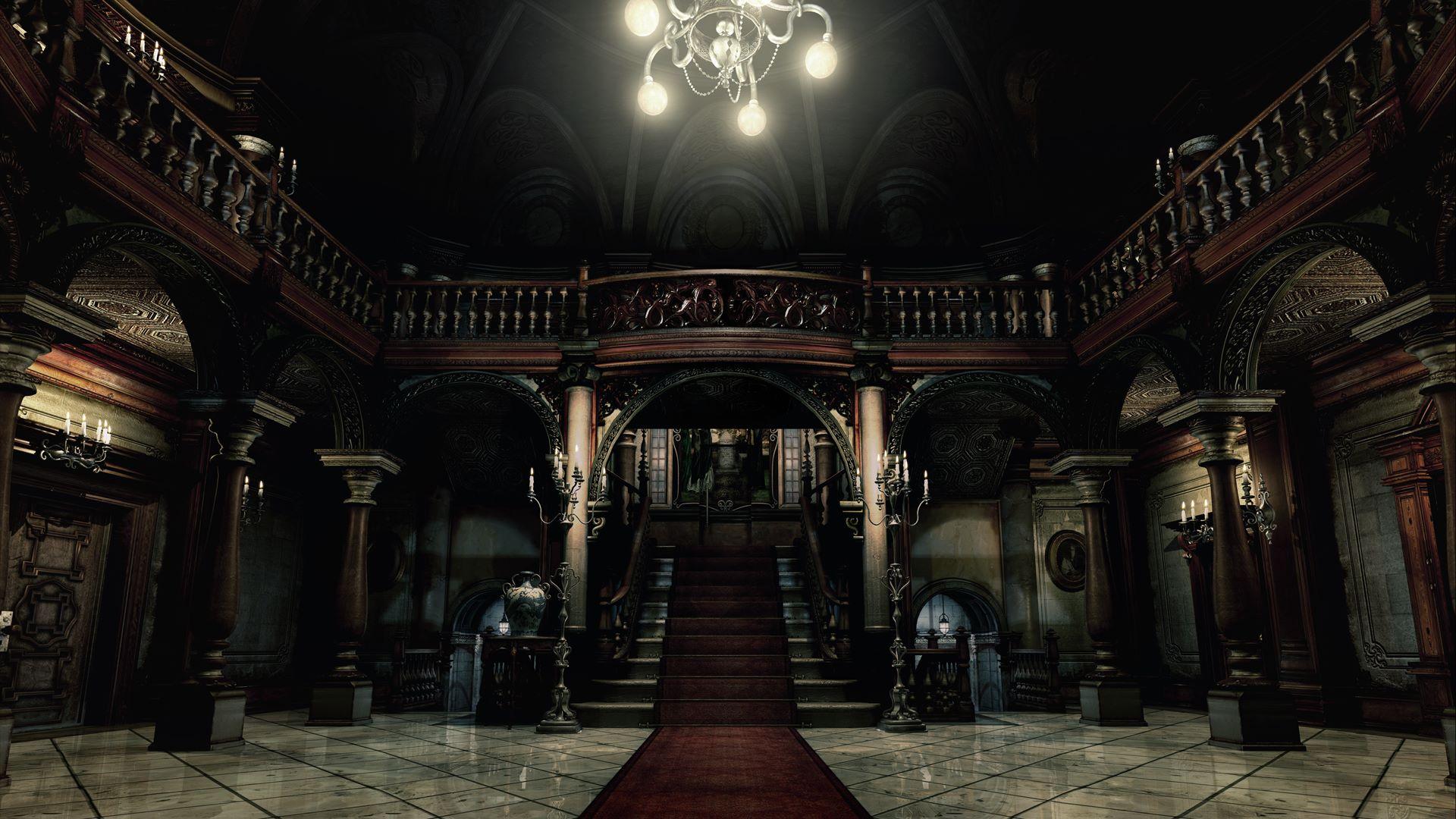 La mansión Spencer