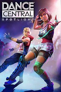 Carátula del juego Dance Central Spotlight