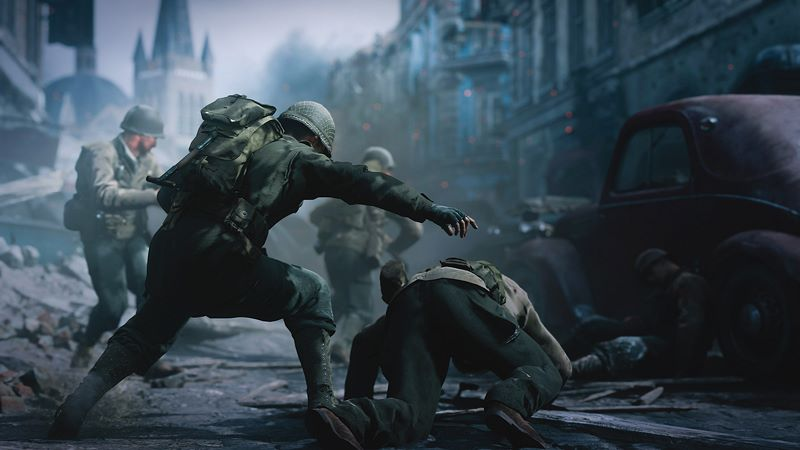 Call of Duty®: WWII - Launch Edition Screenshot