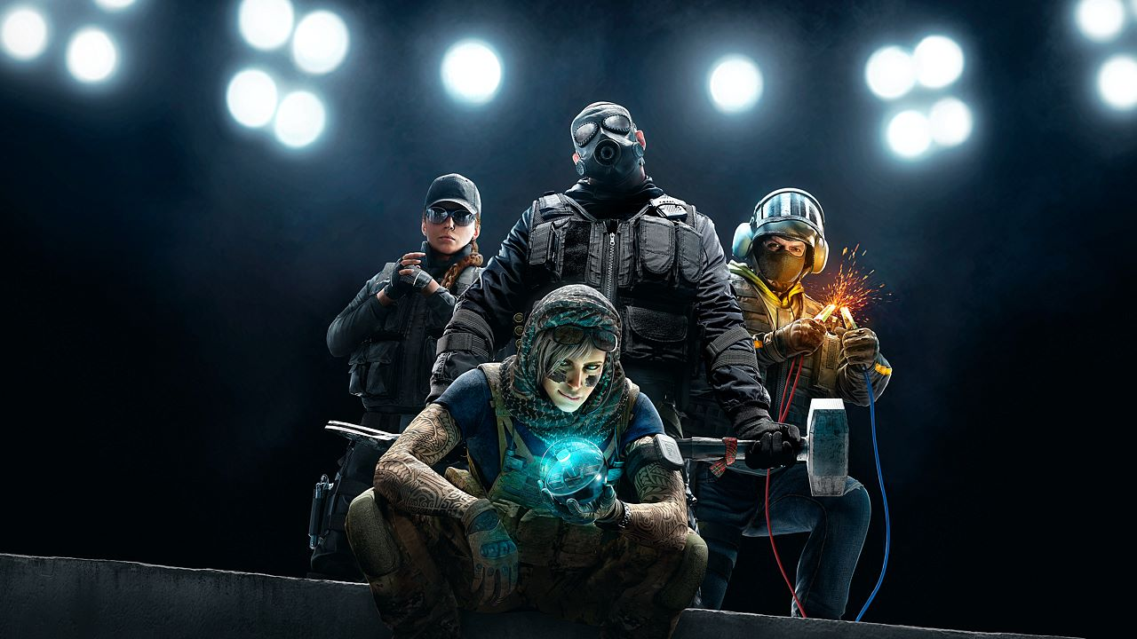 rainbow six siege gold edition contents