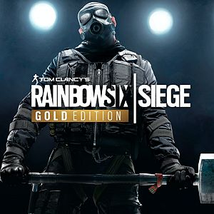 Tom Clancy's Rainbow Six Siege Gold Edition Xbox One