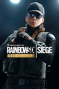 Carátula del juego Tom Clancy's Rainbow Six Siege Gold Edition