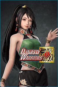 Carátula del juego DYNASTY WARRIORS 9: Guan Yinping (Dudou Costume)