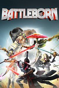 Carátula del juego Battleborn de Xbox One