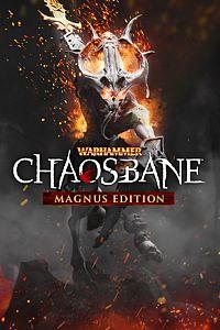 Carátula para el juego Warhammer: Chaosbane Magnus Edition Pre-Order de Xbox One