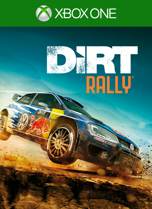 DiRT Rally boxshot