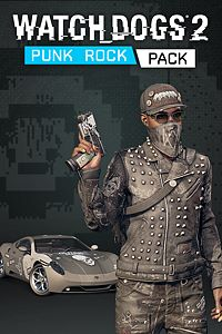 Carátula del juego Watch Dogs2 - Punk Rock Pack