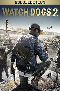 Carátula del juego Watch Dogs2 - Gold Edition