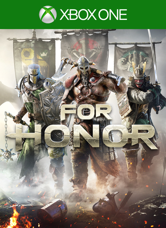 For Honor boxshot