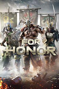 Carátula para el juego FOR HONOR Standard Edition de Xbox One