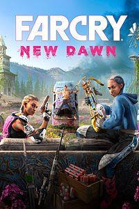 Carátula del juego Far Cry New Dawn